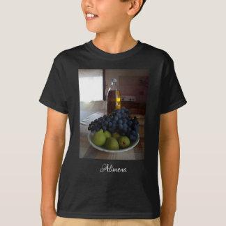 Alimena、シシリー-イタリアンな国の台所ティー Tシャツ