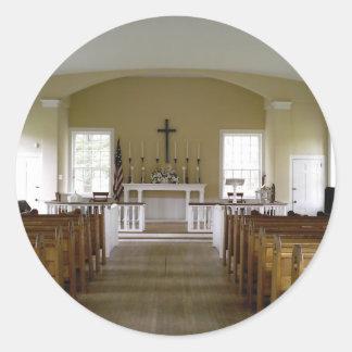 Allaire公園教会 ラウンドシール