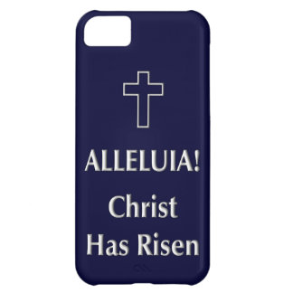 Alleluia! キリストは立上がりました iPhone5Cケース