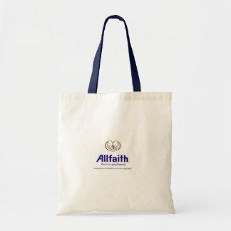 Allfaithの生命保険トートバック! トートバッグ