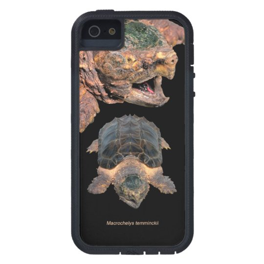 Alligator snapping turtleのiPhone Case,No.2 iPhone SE/5/5s ケース