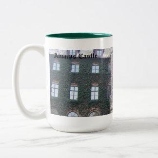 Alnarpsの城-スウェーデン ツートーンマグカップ