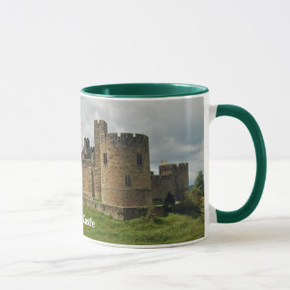Alnwickの城のマグ マグカップ