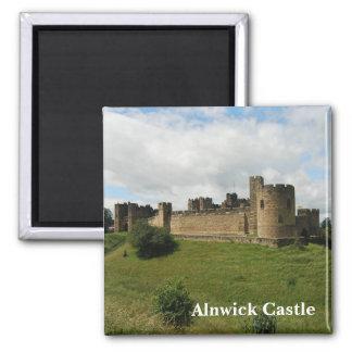 Alnwickの城の磁石 マグネット
