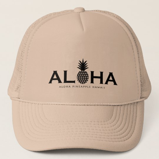 aloha cap(star) キャップ