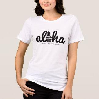 aloha pineapple hawaii (star) tシャツ