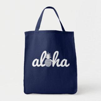 aloha pineapple tote トートバッグ