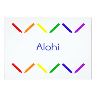 Alohi カード