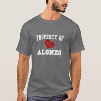 Alonzoの特性 Tシャツ
