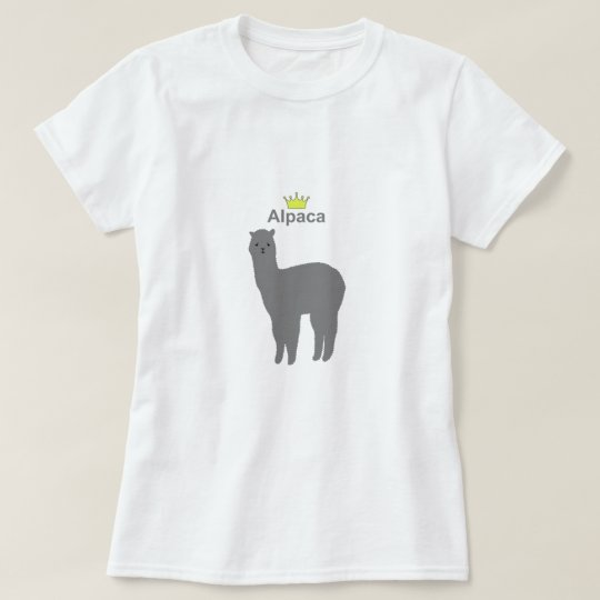 Alpaca g5 tシャツ