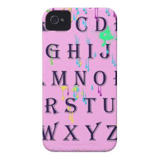 alphabet.jpg iPhone 4 カバー