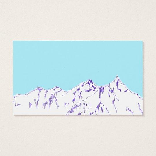 alpinist 名刺
