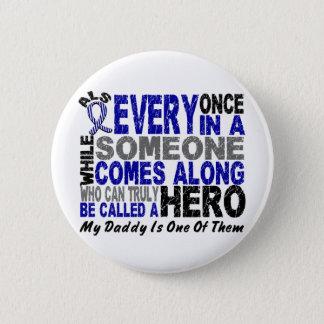 ALSの英雄によっては1人のお父さんが現れります 5.7CM 丸型バッジ
