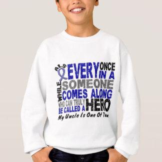 ALSの英雄によっては1人の叔父さんが現れります スウェットシャツ
