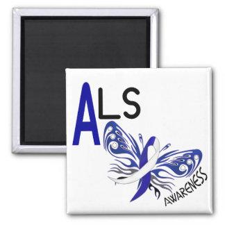 ALSの蝶3.1 マグネット