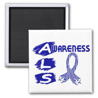 ALSの認識度F3 マグネット