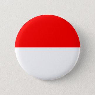 Alsace-Lorraine Flag 5.7cm 丸型バッジ