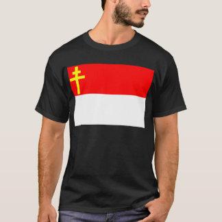 Alsace-Lorraine Flag Tシャツ