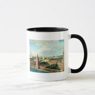 Altes博物館が付いているベルリン市の眺め マグカップ