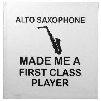 ALTOサクソフォーンのデザイン ナプキンクロス