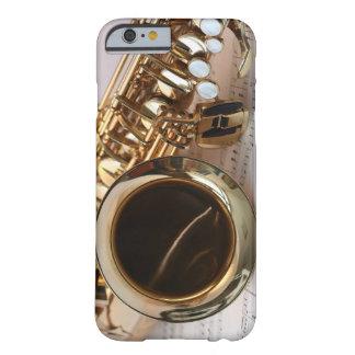 ALTOサクソフォーン音楽 iPhone 6 ベアリーゼアケース