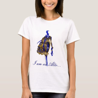 ALTOベストの上 Tシャツ