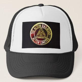 Altonの鉄道印の帽子 キャップ