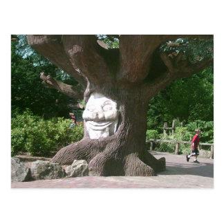 Altonタワーの幸せな木 ポストカード
