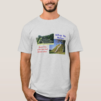Altun Ha Tシャツ