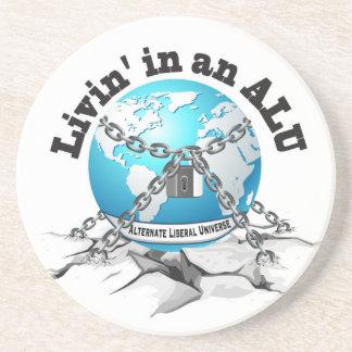 ALUのLivin コースター