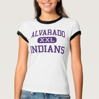 Alvarado -インディアン-後輩- Alvaradoテキサス州 Tシャツ