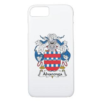 Alvarengaの家紋 iPhone 8/7ケース