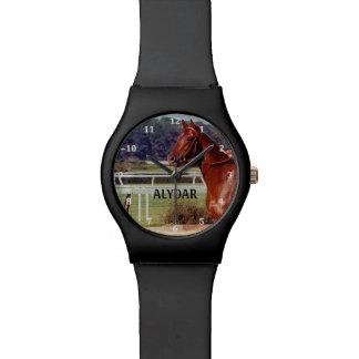 Alydarベルモントステークスのポストパレード1978年 腕時計