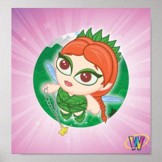 Alyssaの魔法の森林 ポスター