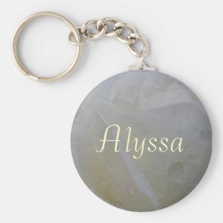 Alyssa キーホルダー