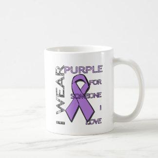 Alzheimerの認識度のマグ コーヒーマグカップ