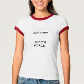 ALZHEIMER Tシャツ