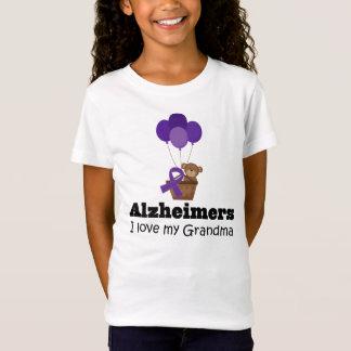 AlzheimersサポートI愛私の祖母 Tシャツ