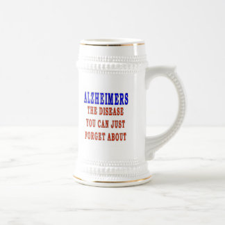 ALZHEIMERS ビールジョッキ