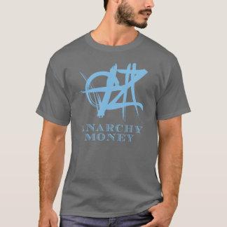 AMのTワイシャツロゴベビーの青 Tシャツ