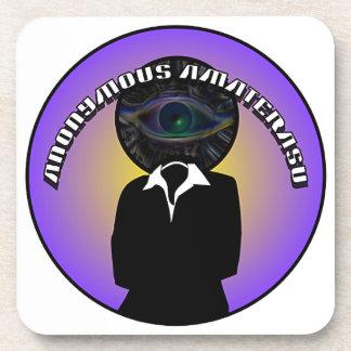 Amaterasuの匿名のロゴ コースター
