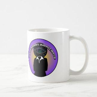 Amaterasuの匿名のロゴ コーヒーマグカップ