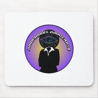 Amaterasuの匿名のロゴ マウスパッド