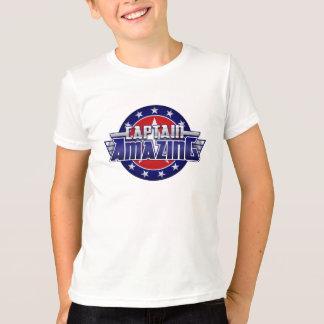 amazing T-Shirt大尉 Tシャツ