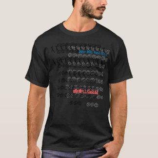 Amazingz幸運な数 Tシャツ