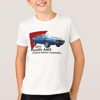 AMCによる1971年の投げ槍AMX Tシャツ