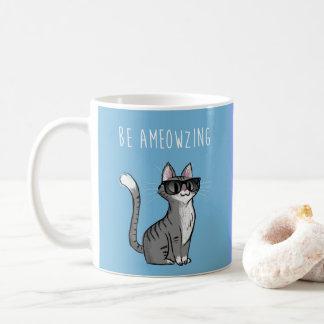 Ameowzingがあって下さい コーヒーマグカップ