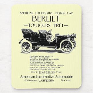 American Locomotive Company - Alco車 マウスパッド