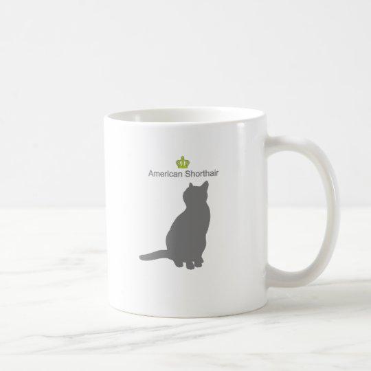 American Shorthair g5 コーヒーマグカップ