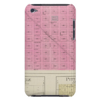 Americus、Scottville、ピッツバーグ、カンザス Case-Mate iPod Touch ケース
